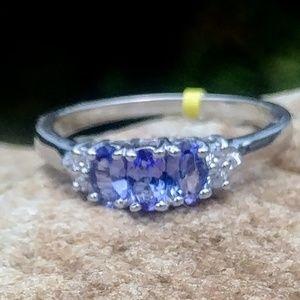 AAA Tanzanite Ring